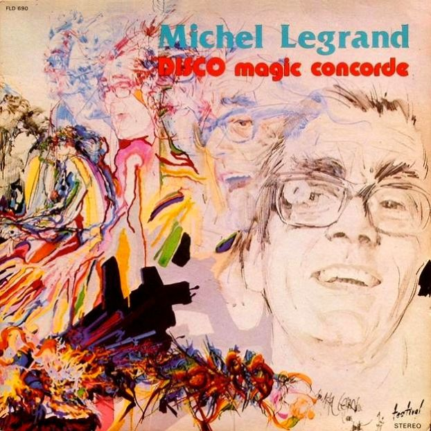 Michel Legrand – Disco Magic Concorde (1978)